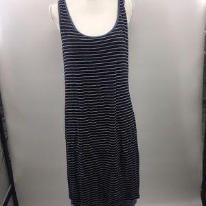 Eddie Bauer reversible maxi dress
